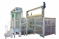 Automatic trays packers