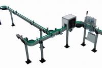 Modular conveyor line