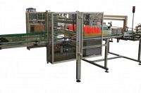 Manual Bottle Bagger Machine