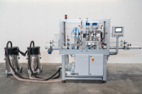 Neck Milling Machine Double Heads for Coex Bottles